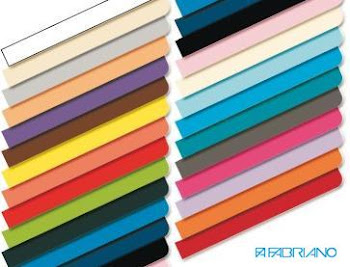 Papel Fabriano Colore 50x70 140grs.