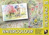 Block Fabriano Watercolor