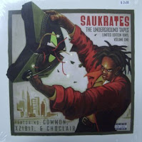 The Underground Tapes Limited Edition Vinyl Vol 1