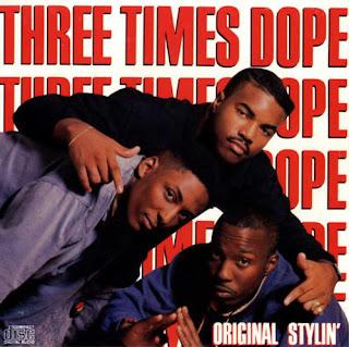 Three Times Dope Original Stylin