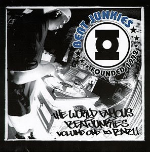 The World Famous Beat Junkies Vol 1