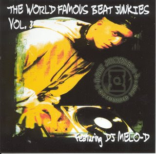 The World Famous Beat Junkies Vol 3