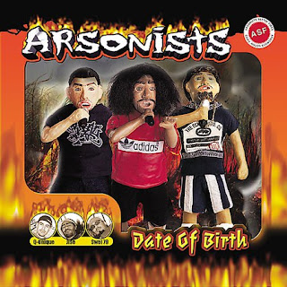 Arsonists Date Of Birth