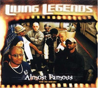 Living Legends Almost Famous