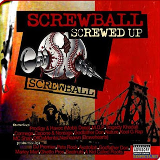 Screwball Screwed Up