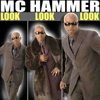MC Hammer Look Look Look
