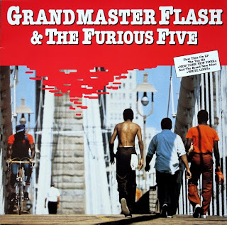 Grandmaster Flash & The Furious Five – New York, New York [VLS] (1982)[INFO]