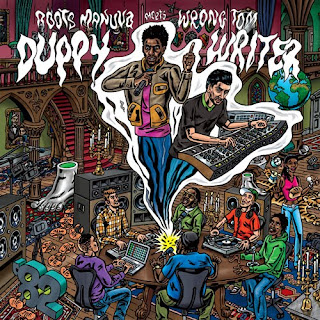 Roots Manuva meets Wrongtom Duppy Writer