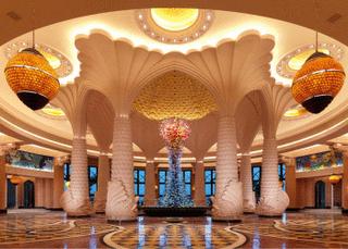 Dubai Hotel House Resort Villa