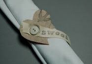 Craft Gossip Tutorial: Mix n match Valentine&#39;s napkin rings