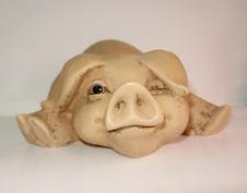 A Minha Colecção de Porcos