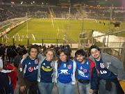 There are two teams in Chile, el Colo Colo and La Universidad de Chile.