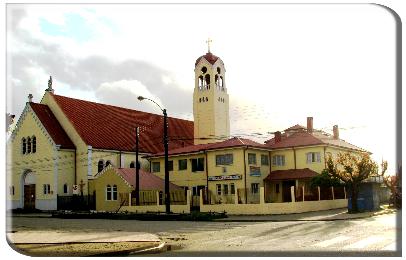 Parroquia San José de la Mariquina