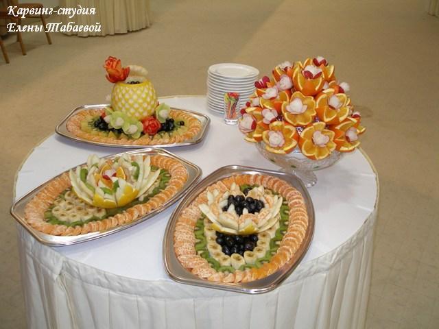 Как украсить стол на выкуп невесты своими руками фото 32