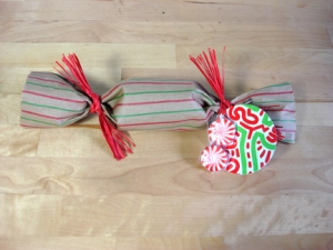 packing christmas gifts – eco-ideas