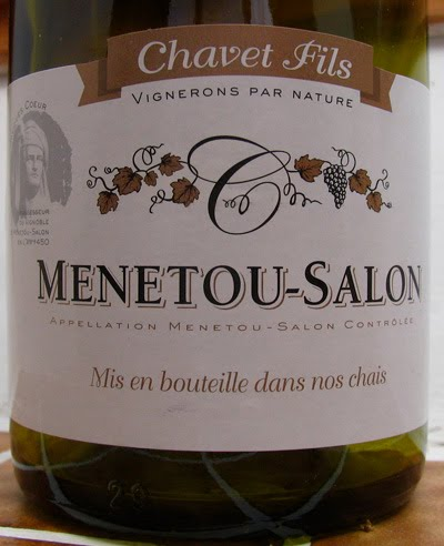 Jim 39 s loire 2009 menetou salon rouge chavet fils for Menetou salon 2012