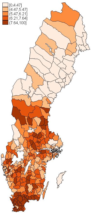 Henrik Ekengren Oscarsson Stodet For Sd I Sveriges Kommuner