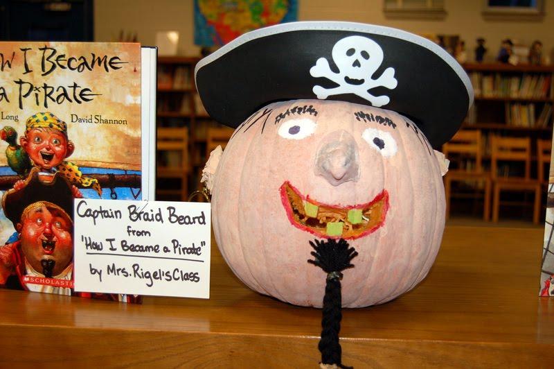 Halloween book report