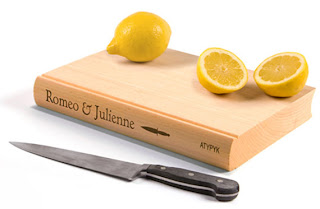 Romeo & Julienne chopping board from Atypyk Paris