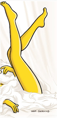 Design and carscoop marge simpson on the cover of playboy - Marge simpson nud ...
