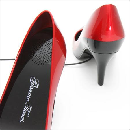 Red High Heels-38