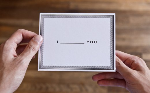 Fill In The Blank Card Set