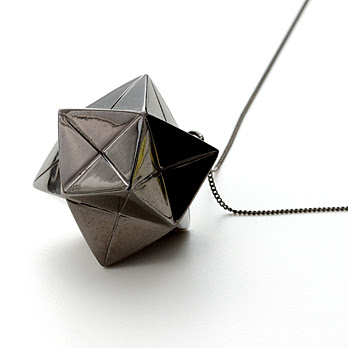 Origami Jewelry  Seen On www.coolpicturegallery.us