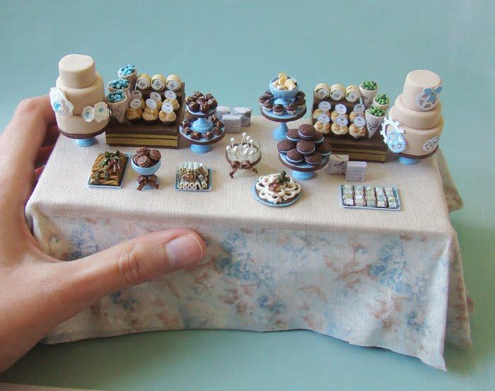 Как сделать миниатюры из полимерной глины