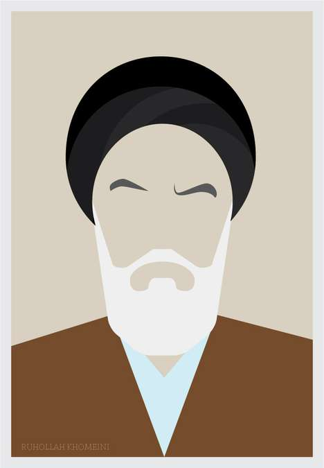 Minimalist Portraits by Ali Jabbar Seen On www.coolpicturegallery.us