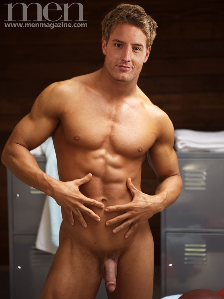 Justin Hartley nude