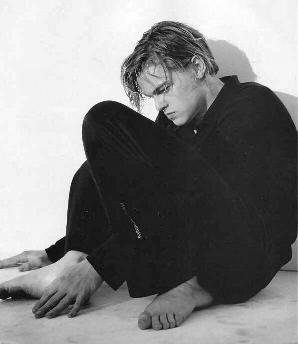 Leonardo DiCaprio American Film Star Naked
