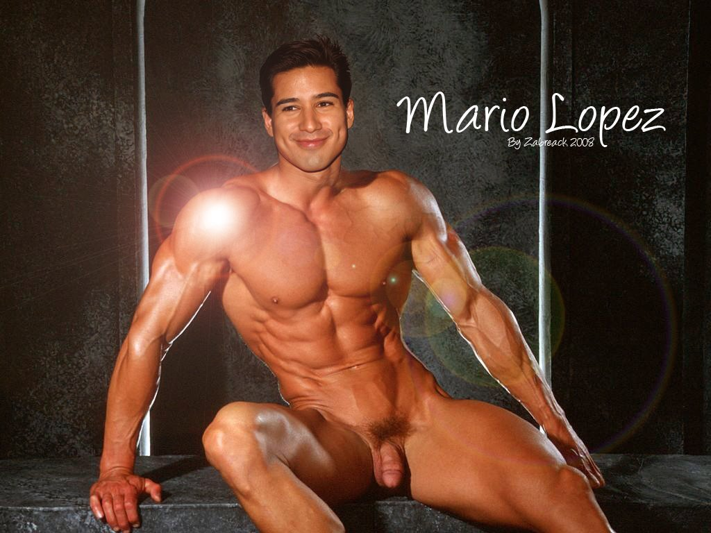 You thanks Mario lopez nude penis photo public personal