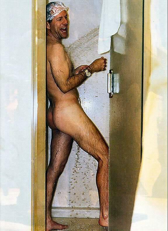 Bruce willis aaron nude