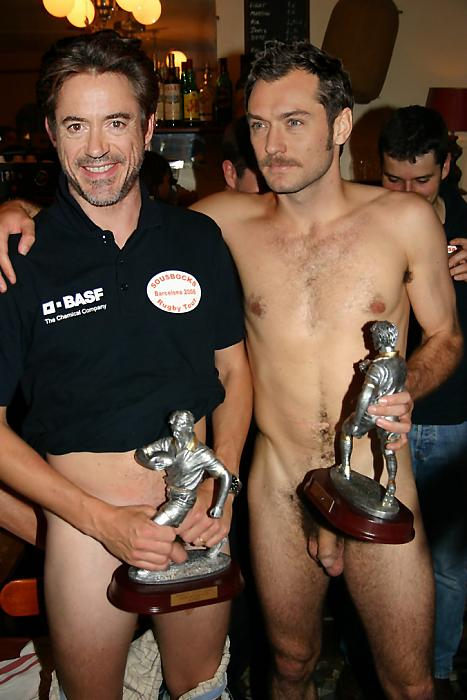 Jude Law Naked Fakes Hot & Sizzling!