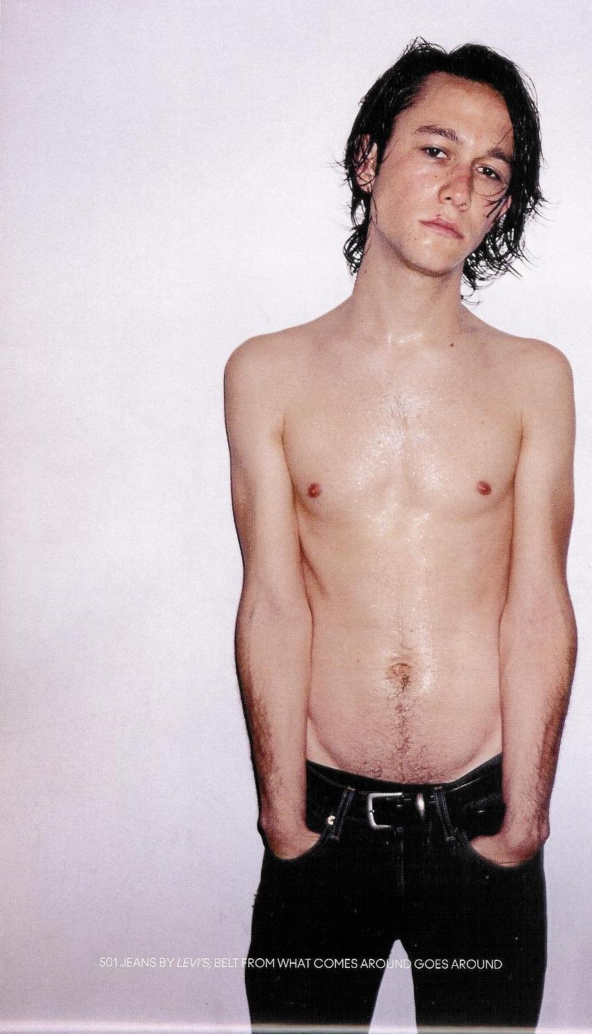 Joseph Grodon Levitt Naked and