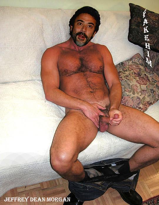 Jeffery morgan naked dean