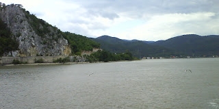 Danube River - Orsova Valey / Valea Orsovei pe Dunare