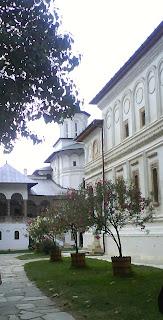Hurezi Monastery, Romania, UNESCO Patrimony