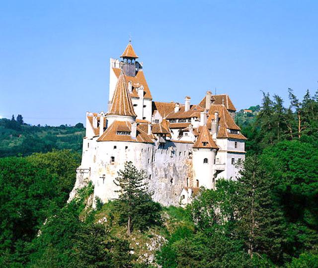 Bran Castle aka Dracula's Castle/ Castelul Bran, Romania