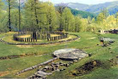 Sarmizegetusa - The Capital of Dacia -Cultural Site on the List of World Heritage Sites