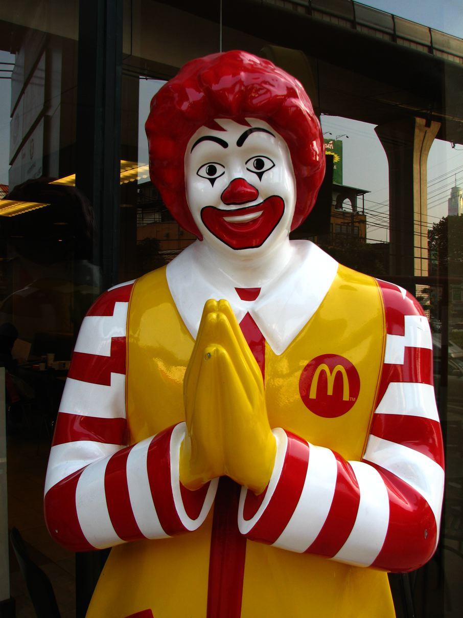 Fast Food Nation Argument