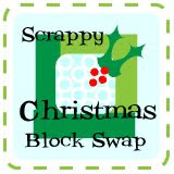Scrappy Holiday Block Swap
