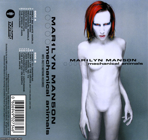 DESCARGAR MECHANICAL ANIMALS