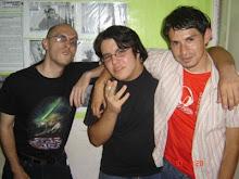 Blas, Anibal y Edgardo