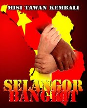 MISI TAWAN KEMBALI SELANGOR DARUL EHSAN