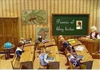 """PREMIO BLOG LECTOR a """"UNA HISTORIA DE NIÑ@S"""""""