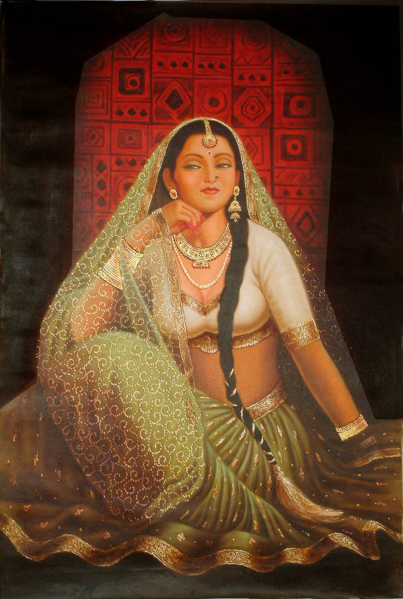 """HarmoNYom """"A Voice for Indian Classical Music"""": Mohammad Bandi, the  courtesan of Patna"""