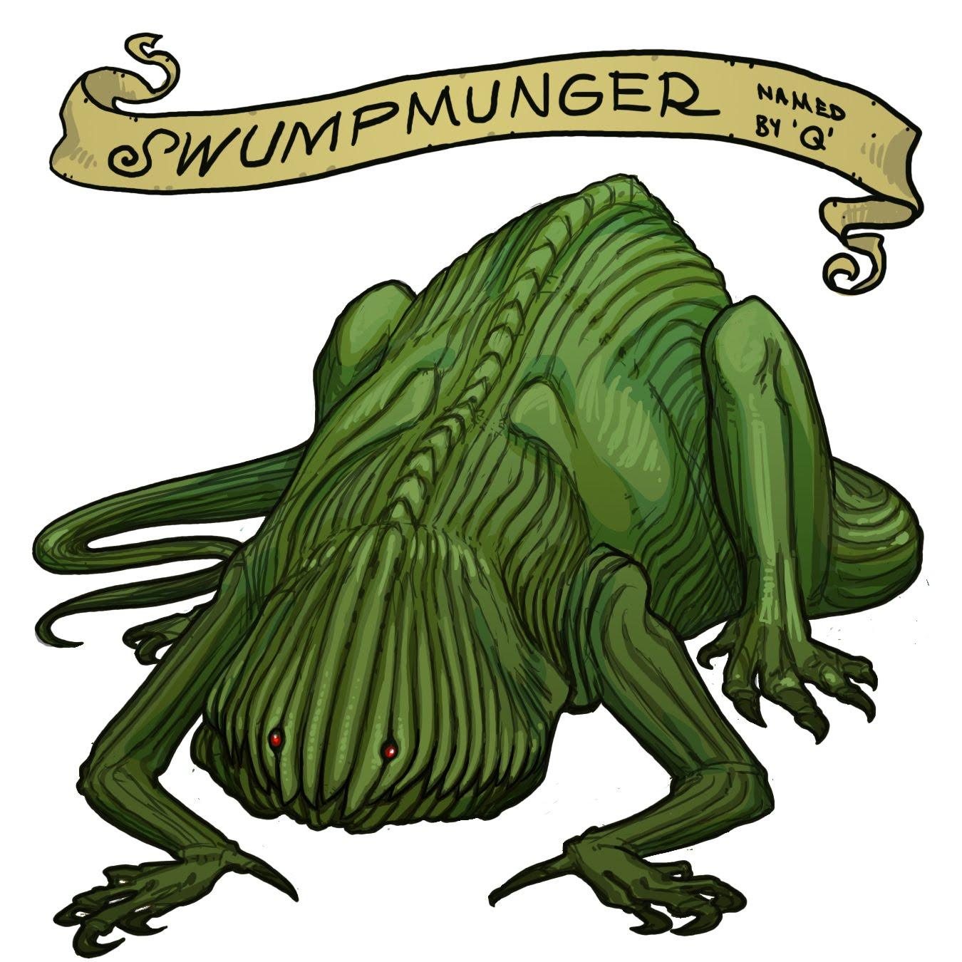 swamp dweller kearlie