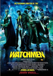 Watchmen (2009) online