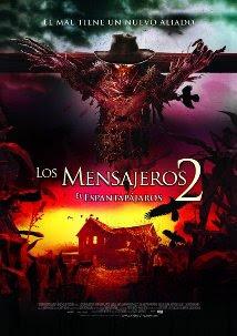 Los Mensajeros 2: El Espantapájaros (2009) online
